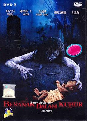 Beranak Dalam Kubur Poster