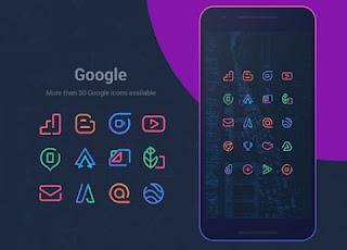 Download Linebit - Icon Pack apk 1.4.2 for Android