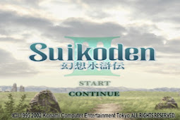 Suikoden III + Save data PS2 ISO High Compressed