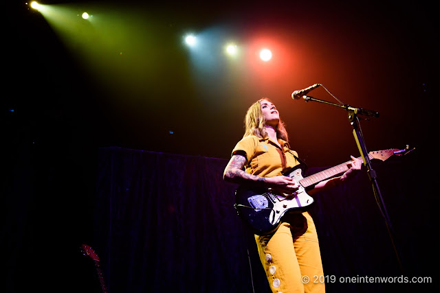 Kayleigh Goldsworthy at The Queen Elizabeth Theatre on October 10, 2019 Photo by John Ordean at One In Ten Words oneintenwords.com toronto indie alternative live music blog concert photography pictures photos nikon d750 camera yyz photographer