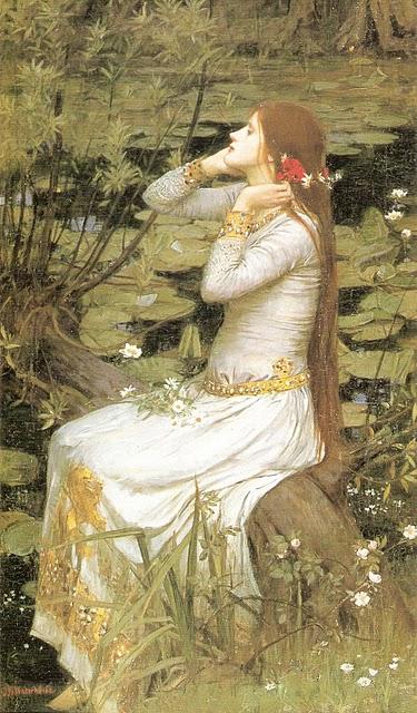 Un Sogno italiano: Tu n'as que trop d'eau pauvre Ophelie ( Hamlet acte IV Scène VII)