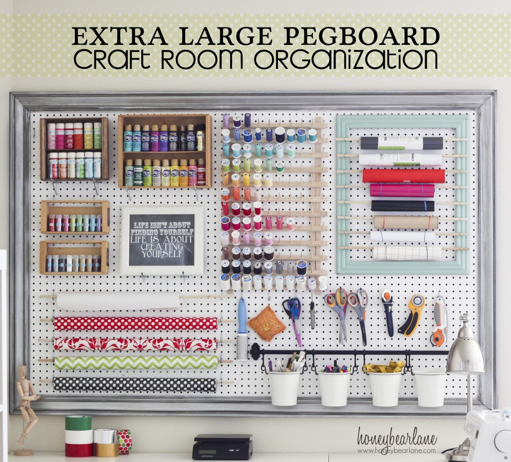 Perfectly Organized What Organizing Made Fun: 11 Ways To Get Your Crafts Organized