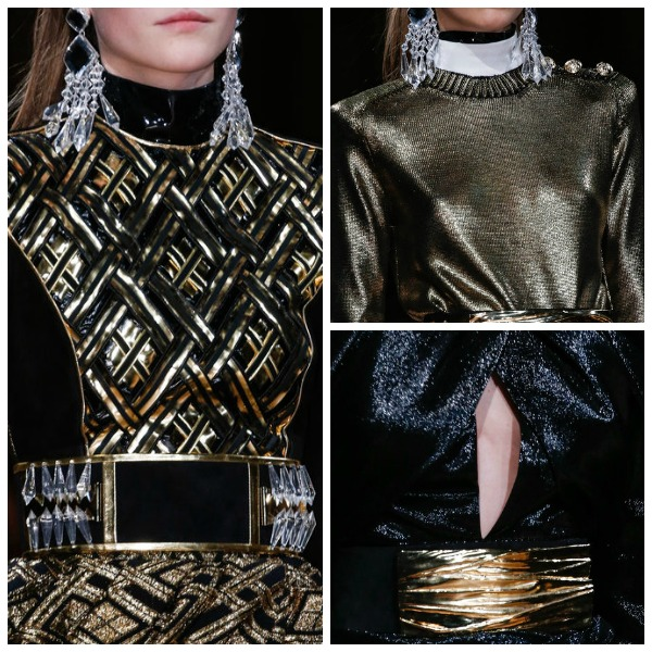 Balmain Fall/Winter 2013/2014 Details
