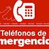 PERÚ: TELÉFONOS DE EMERGENCIA QUE PUEDEN SALVAR TU VIDA Y DE LOS DEMÁS