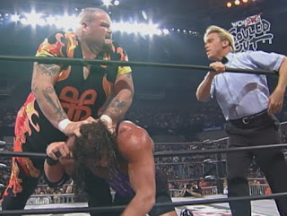 WCW Souled Out 1999 - Bam Bam Bigelow vs. Wrath