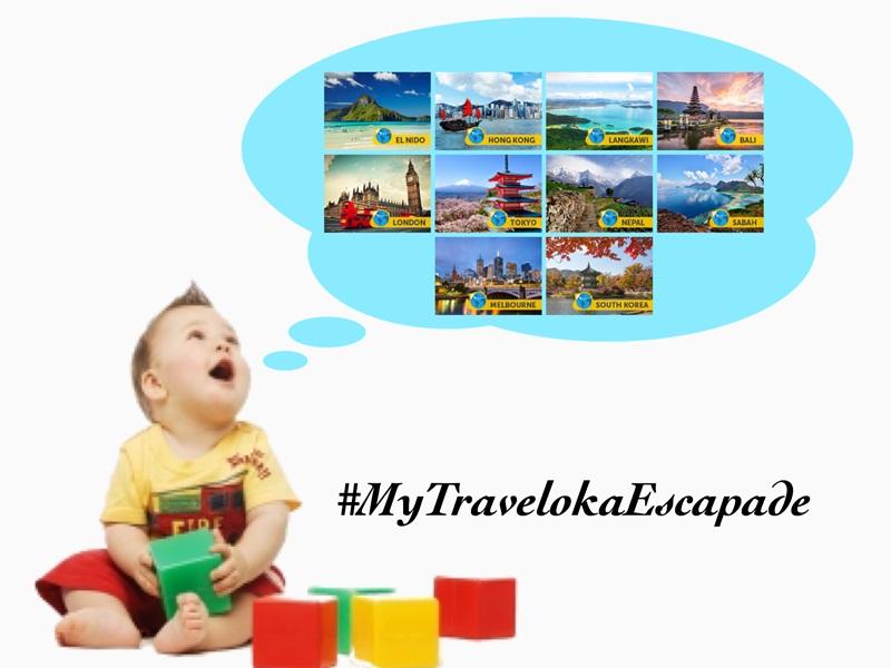 10 destinasi untuk bercuti dengan Traveloka