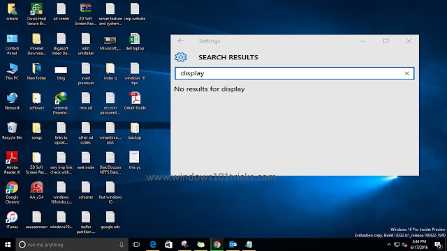 How to fix Cortana and Taskbar Search not working in Windows 10