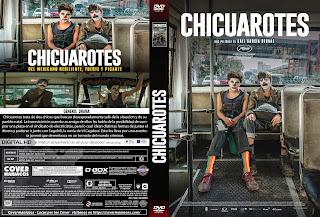 CARATULA CHICUAROTES 2019[COVER DVD]