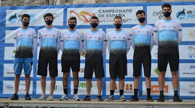 Galicia competirá con siete riders en el Campenato de España de Enduro