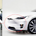 Spyshot: Tesla Model S Facelift im Werk Fremount erwischt.