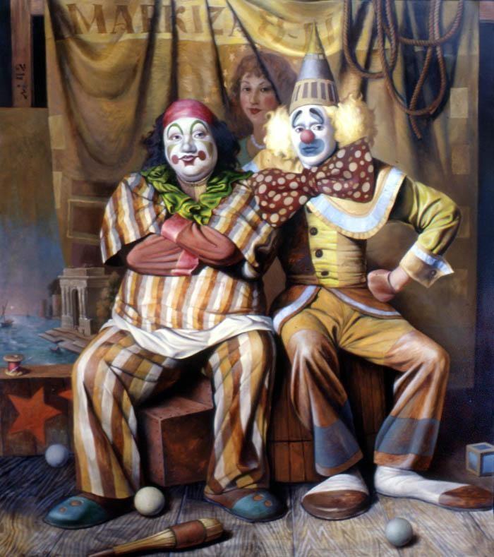 Современные художники России