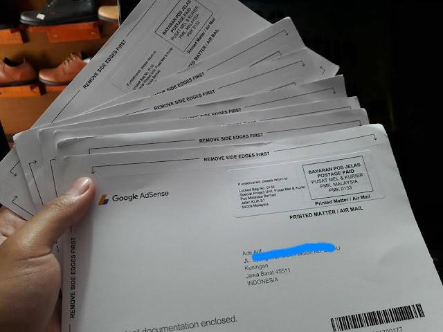 Jasa Verifikasi PIN Google Adsense Indonesia