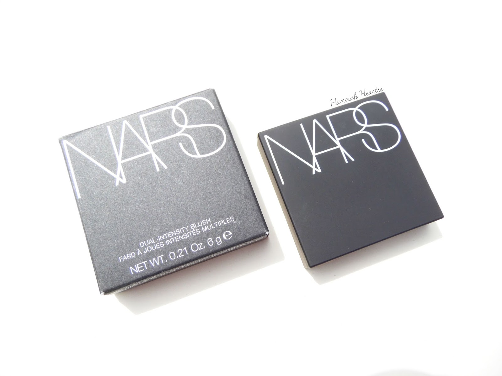 NARS Dual-Intensity Blush in Fervor + GIVEAWAY!