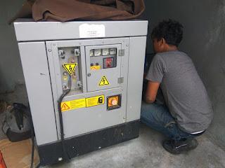 SERVICE GENSET CENGKARENG JAKARTA BARAT