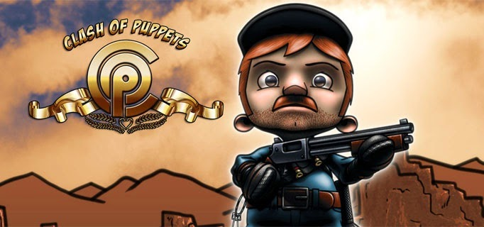 Clash of Puppets Apk + Data