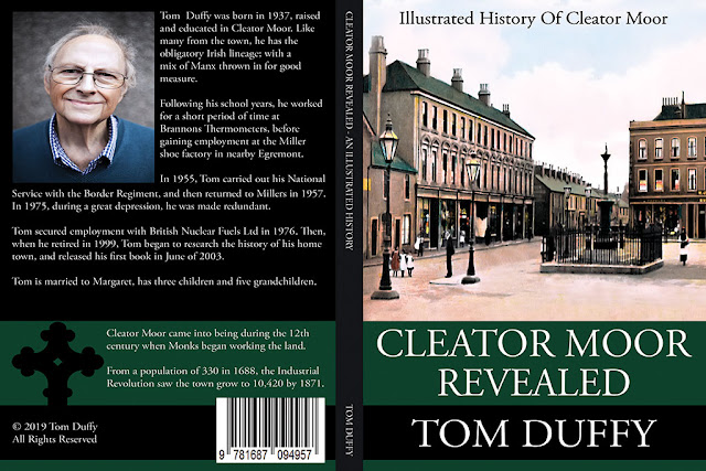 Cleator Moor Revealed - A Book About Cleator Moor