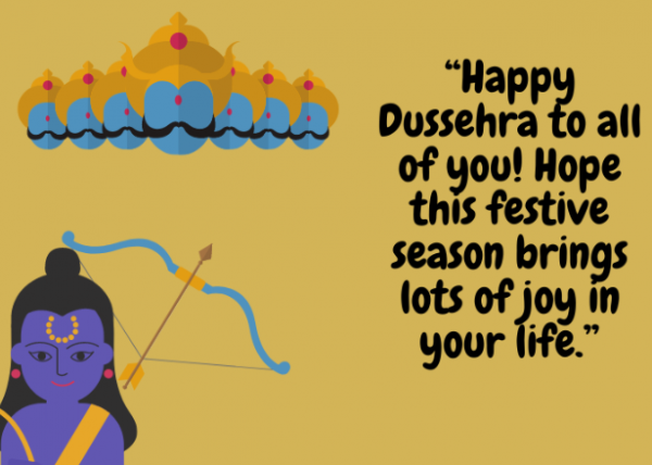 Happy Dussehra 2020 Images