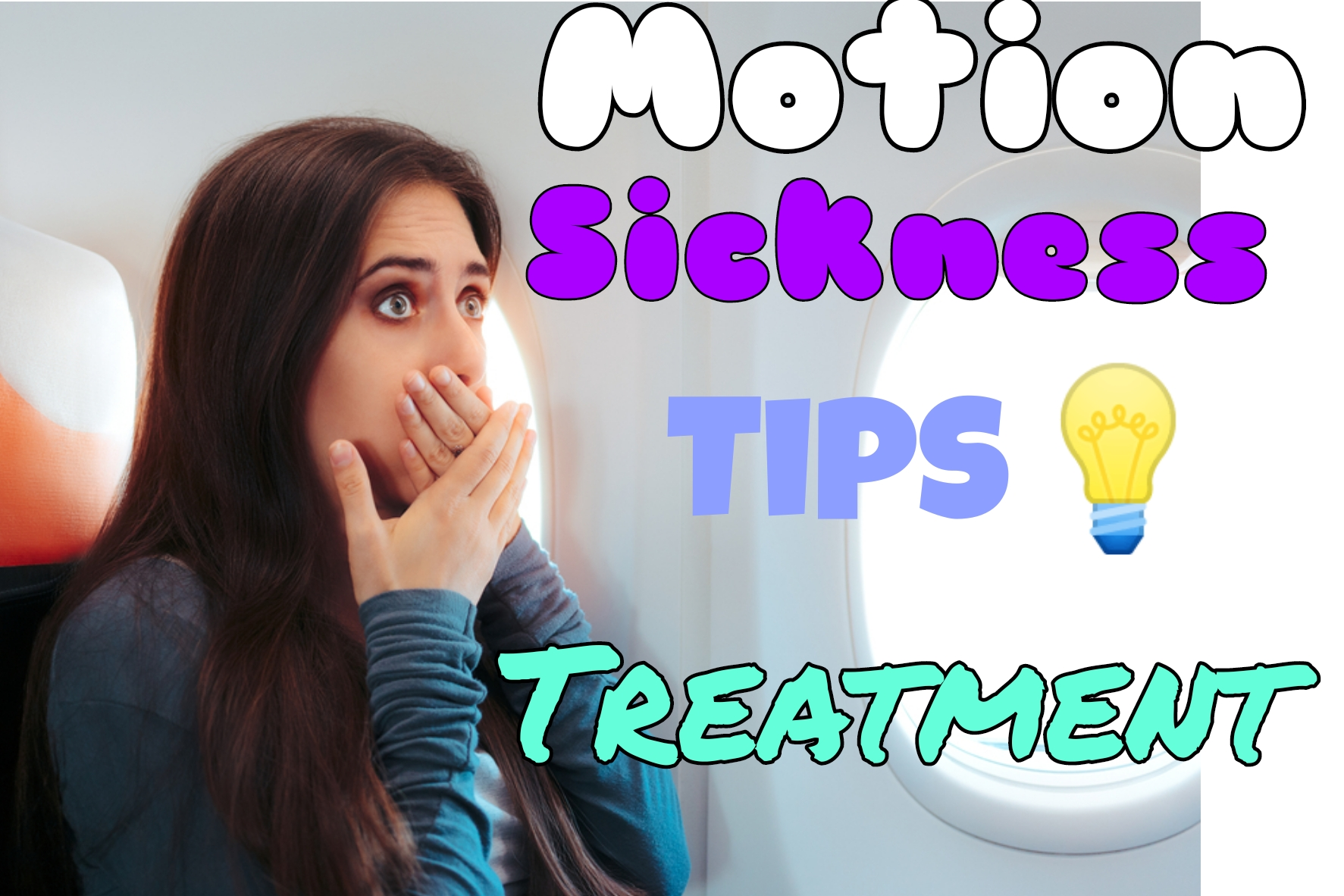 natural remedies for motion sickness