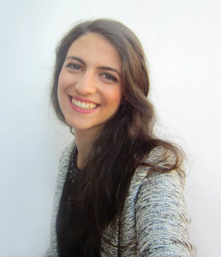 Elena Álvarez, autora de 'Cuando la luna brille'