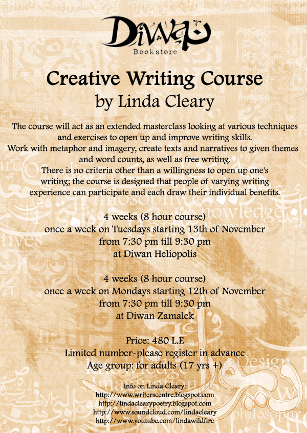 creative writing training course in karachi
