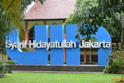 Jurusan UIN Syarif Hidayatullah (UIN Jakarta)
