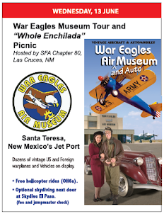 War Eagles Museum Tour and Picnic