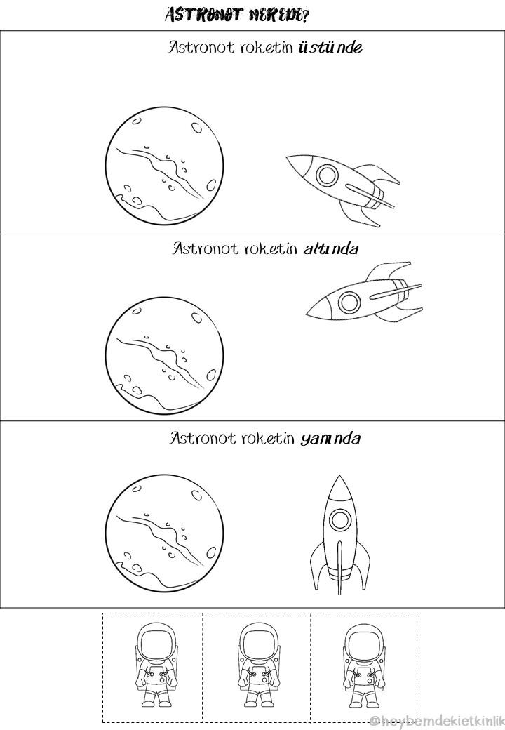 Roket Calisma Sayfasi