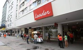 Leader Magazine lança site de venda on-line