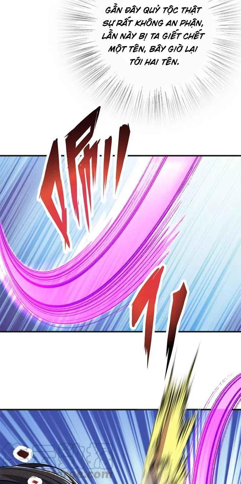 Sinh Hoạt Của Võ Đế Sau Khi Ẩn Cư  Chapter 27 - upload bởi truyensieuhay.com