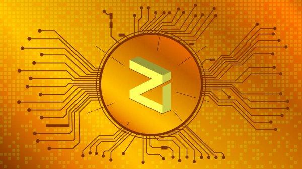 Ilsutrasi Token Cryptocurrency Zilliqa (ZIL)