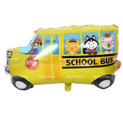 bong hinh xe bus to