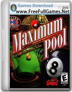 Maximum Pool PC Game Free Download Full Version