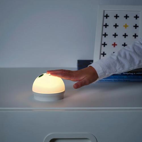nocna lampka na baterie