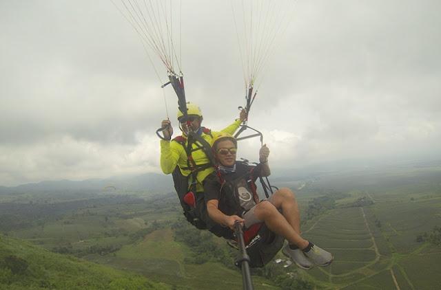 Paragliding adventure now in South Cotabato!