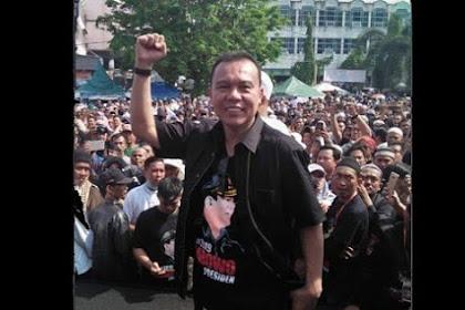 Prabowo Tidak Izinkan BPN Laporkan Jokowi