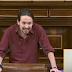 Intervención de Pablo Iglesias en el debate de investidura (segunda votación)