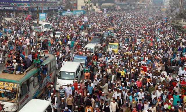 Control de la población, superpoblación y una solución que gustará a muy pocos