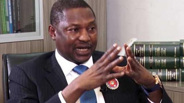 Corruption: Embattled AGF, Malami Writes Buhari, Explains How He Made His Money