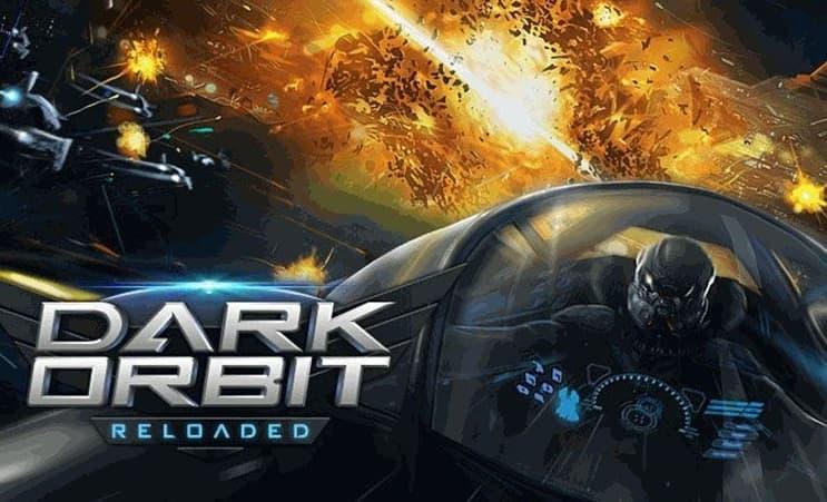 العاب-اون-لاين-على-النت-لعبة-DarkOrbit-Reloaded