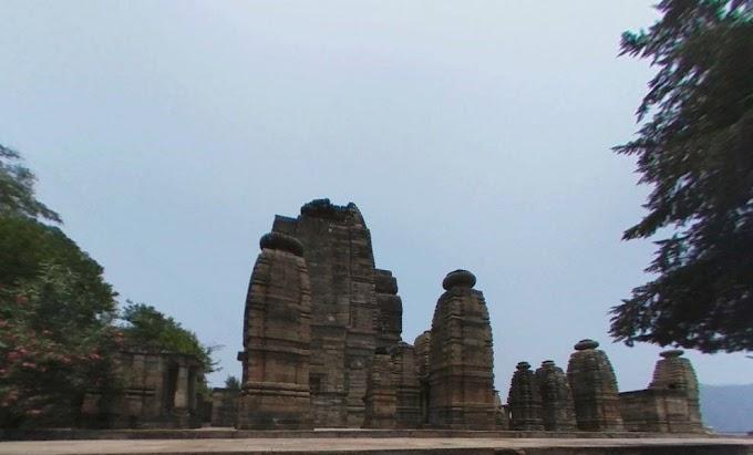 Top 4 Visiting Place of Ranikhet in Hindi / रानीखेत के 4 प्रमुख दर्शनीय स्थल