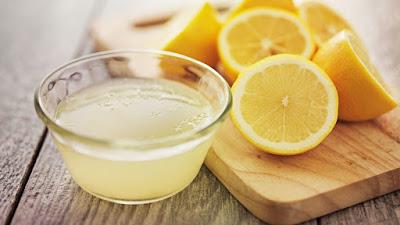 Remove Pimple Scars by Lemon Juice