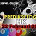 Prediksi Togel HK 22 Februari 2021