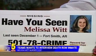 Melissa Witt, Texas