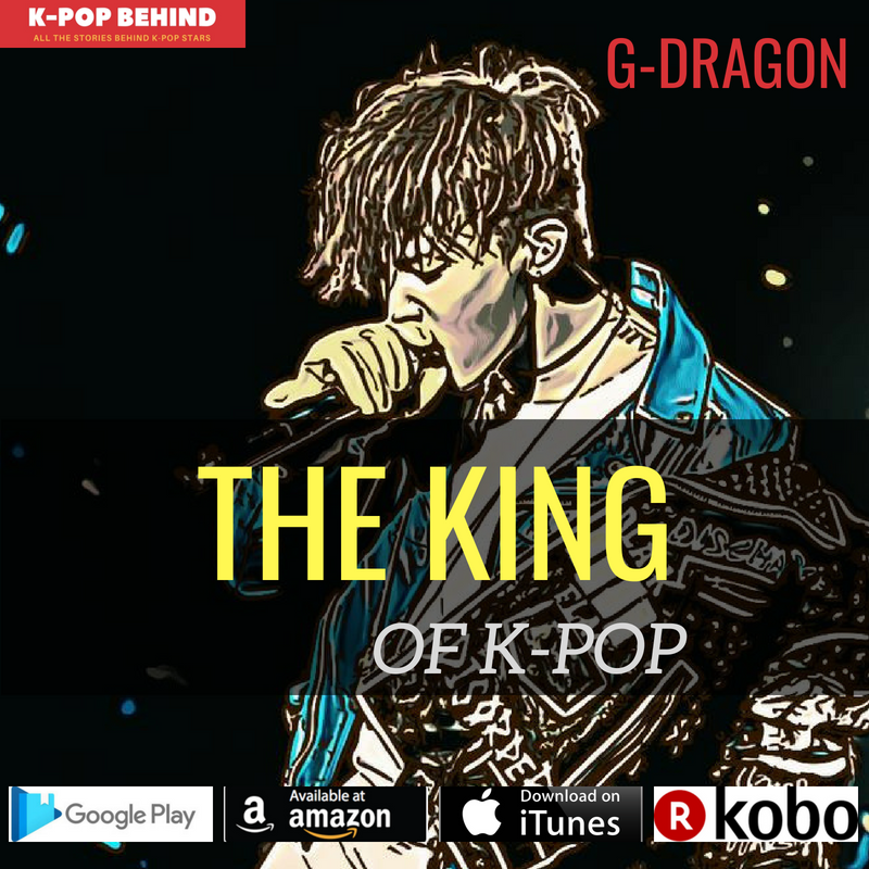 G-Dragon: The King of K-pop is now available on Google Play