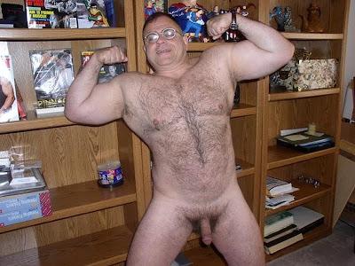 gay men hairy armpits