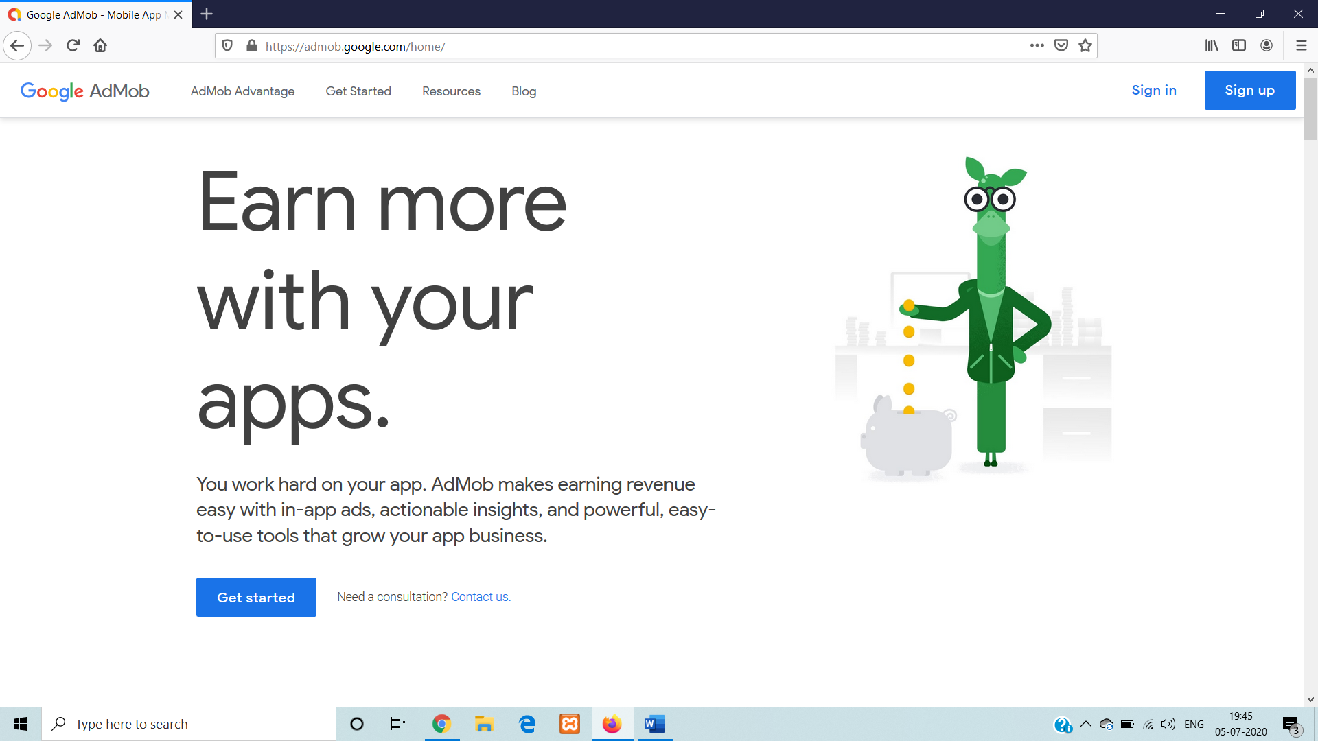How to Make Money from Google AdMob Apps