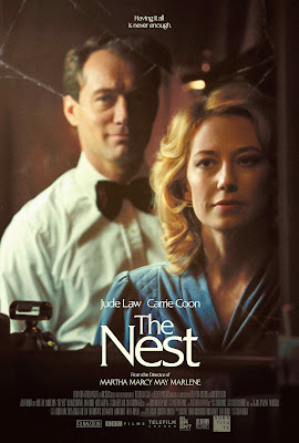 The Nest Jude Law Carrie Coon CINEBLOGYWOOD