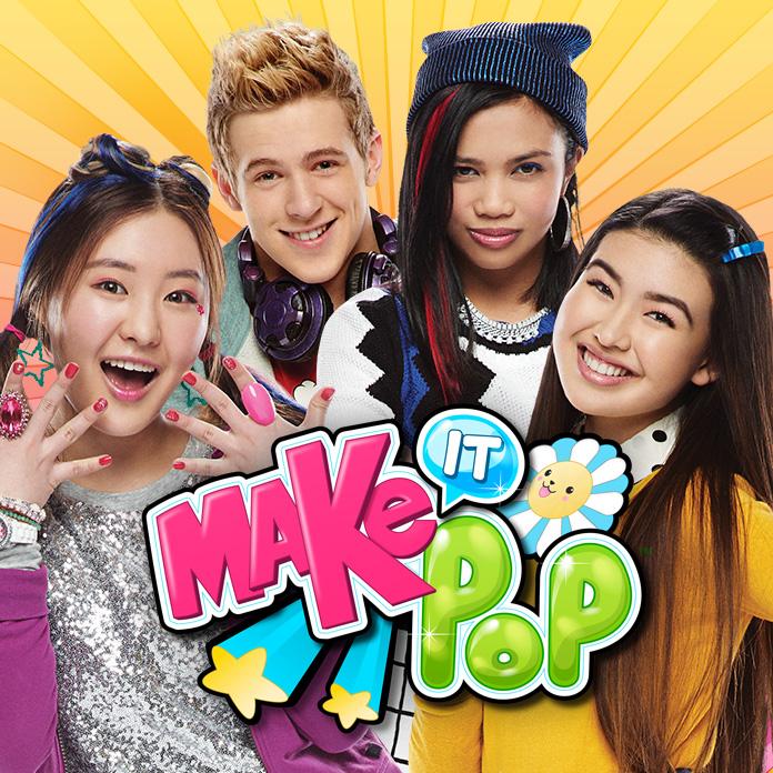 make it pop season 1 episode new roomies meet the parents