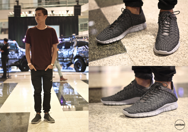 100% authentic 56267 879cb Nike Free Inneva Woven SP