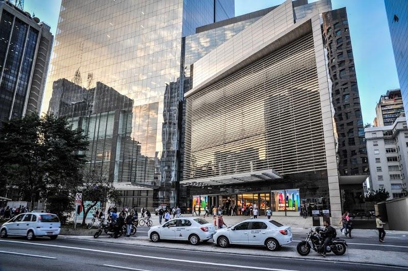 Cecília Dale chega ao shopping Cidade São Paulo